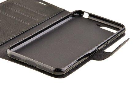 Etui portfel FlexiBook do HUAWEI Y6 2018 czarny