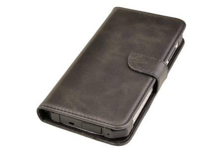 Etui portfel zamykane z klapką do Hammer Energy 2 granatowy