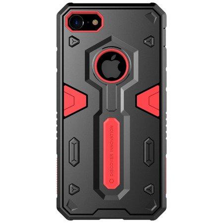 Nillkin Defender II Wytrzymałe Etui do APPLE Iphone 8 czerwony