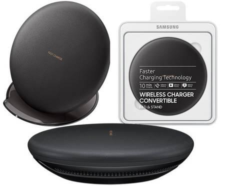 Oryginalna ładowarka indukcyjna składana Samsung EP-PG950B czarny