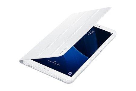Oryginalne Etui Book Cover do SAMSUNG Galaxy Tab A 10.1 2016 T585 T580 biały