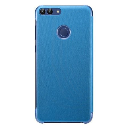 Oryginalne Etui Flip Cover do HUAWEI P Smart niebieski