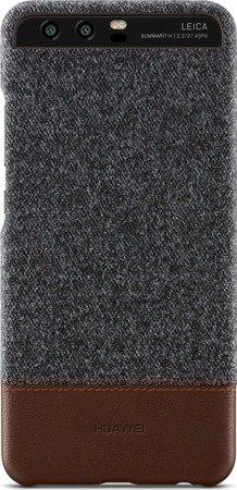 Oryginalne etui nakładka Mashup Case do HUAWEI P10 ciemno szary
