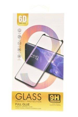 Szkło Hartowane 6D do Oppo A31 czarny